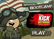 Kick Buttowski in Tabara