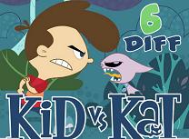 Kid Vs Kat Diferente
