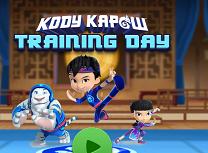 Kody Kapow Antrenament