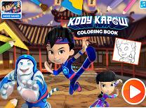 Kody Kapow de Colorat