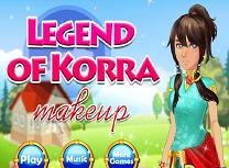 Jocuri cu Legenda lui Korra