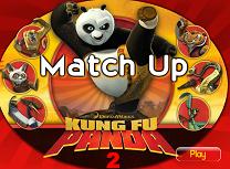 Kung Fu Panda 2 Potriviri