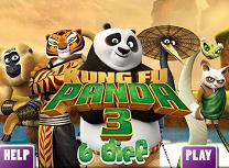 Kung Fu Panda 3 Diferente