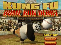 Kung Fu Panda Baseball