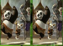 Kung Fu Panda Diferente