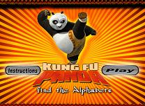 Kung Fu Panda Gaseste Literele Ascunse