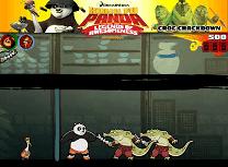 Kung Fu Panda Legendele Teribilitatii