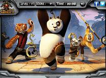Kung Fu Panda Obiecte Ascunse