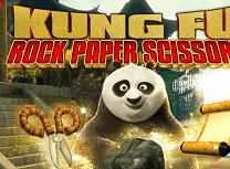 Kung Fu Panda Piatra Hartie Foarfece