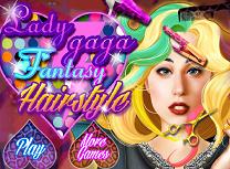 Lady Gaga Coafuri