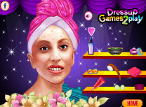 Lady Gaga de Machiat