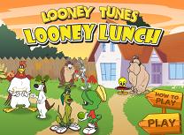 Pranzul Looney Tunes
