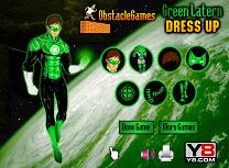 Lanterna Verde Dress-up