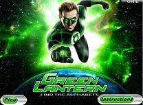 Lanterna Verde Litere Ascunse