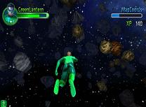 Lanterna Verde Misiune in Spatiu