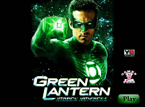 Lanterna Verde Numere Ascunse