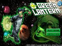 Lanterna Verde in Actiune