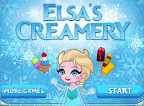 Laptaria lui Elsa