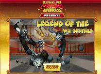 Legenda Surorilor Wu