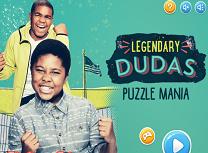 Legendarii Frati Duda Puzzle