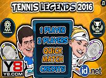 Legendele Tenisului 2016