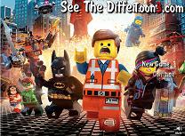 Lego - Diferente