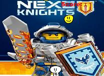 Lego Cavalerii Nexo de Evitat
