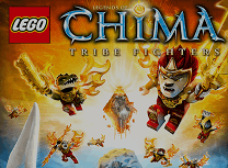 Lego Chima Luptatorii Triburilor