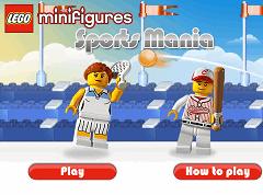 Lego Sport Mania