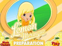 Lemon Meringue Pregatiri