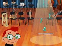 Leo si Instrumentele Muzicale