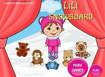 Lili cu Snowboardul