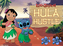 Lilo si Stitch Dansul Hula