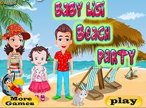 Lisi Petrecere pe Plaja