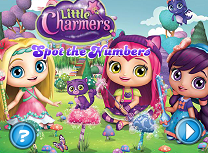 Little Charmers Numere Ascunse