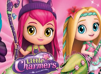 Little Charmers de Facut Puzzle