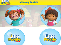 Little People de Memorie