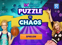 Liv si Maddie Puzzle