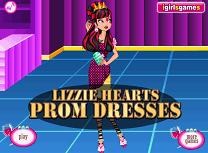 Lizzie Hearts Pregatiri Pentru Bal