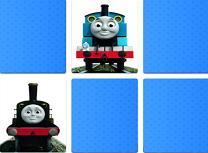 Locomotiva Thomas de Memorie