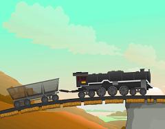 Locomotiva cu Vagoane