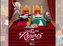 Long Live the Royals de Facut Puzzle 2