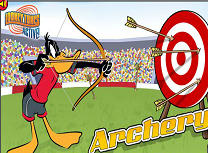 Looney Tunes Tras cu Arcul