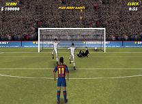Lovituri Libere cu Neymar
