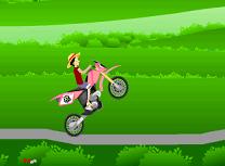 Luffy cu Motocicleta