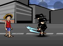 Luffy vs CP9