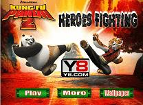 Lupte Kung Fu Panda