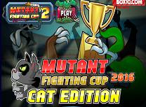 Lupte cu Mutanti