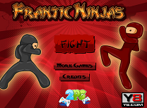 Lupte cu Ninja in 2