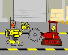 Lupte cu Roboti in 2